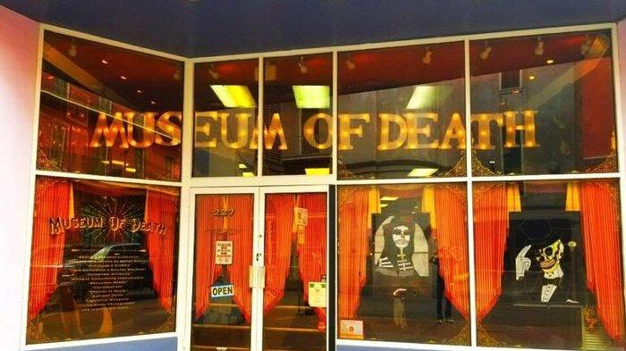 Museum Kematian Pamerkan Kengerian dari Pembunuhan Berantai