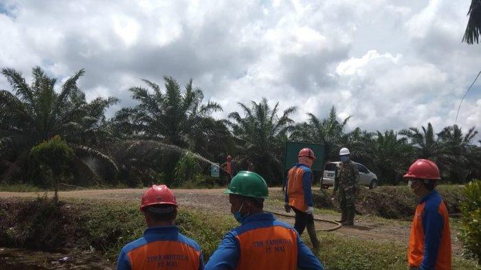 Jambi Rawan Kebakaran, Masyarakat dan Perusahaan Harus Ikut Cegah Karhutla