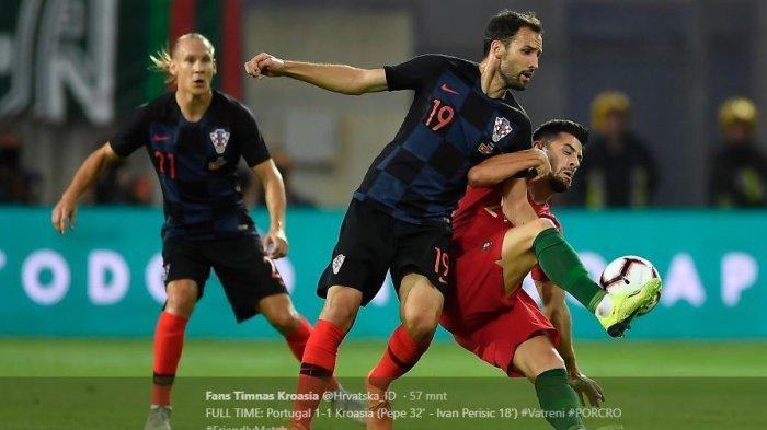 Portugal vs Kroasia