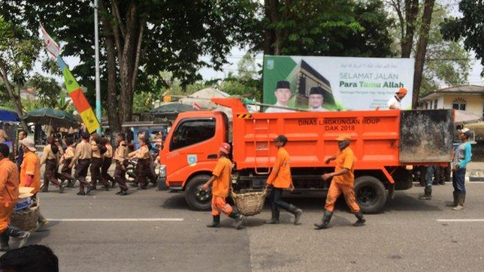 Atasi Masalah Sampah, DLH Kota Jambi Ajukan Compactor
