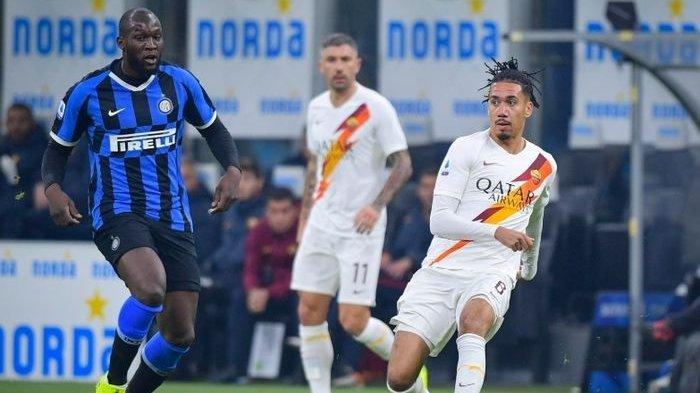 Hasil Liga Italia - Inter Milan vs AS Roma, Duet Lau-Kaku Tumpul, Inter Milan Tertahan di Kandang