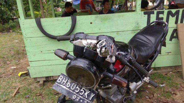 Inilah Identitas Dua Siswa Korban Kecelakaan di Simpang Solita Muara Bungo