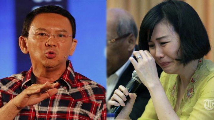 Sampai Mantan Menteri Prihatin Lihat Nasib Veronica Tan, Ahok dan Puput Nastiti Malah Makin Mesra