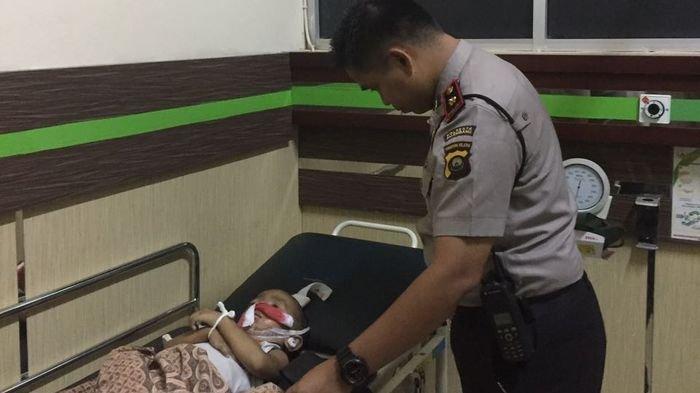 Kejar Layangan, Bocah 3,5 Tahun Jatuh dari Lantai 4 Rumah Susun