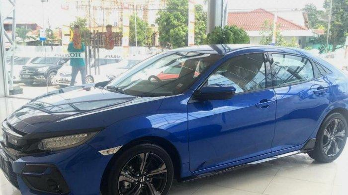 Honda Civic Hatchback telah diluncurkan pada tanggal 8 Februari 2020 di Dealer resmi Honda Wiltop Jambi.