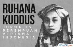 8 Maret - Mengenal Ruhana Kuddus, Jurnalis Perempuan Pertama di Indonesia Pernah Diaebut Pembangkang