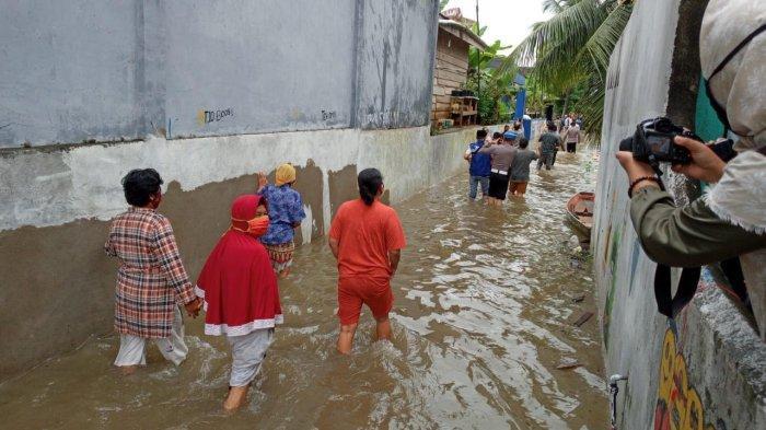 Antisipasi Banjir di Musim Penghujan, Pemkot Jambi Sudah Normalisasi Sungai Utama Yang Bermasalah