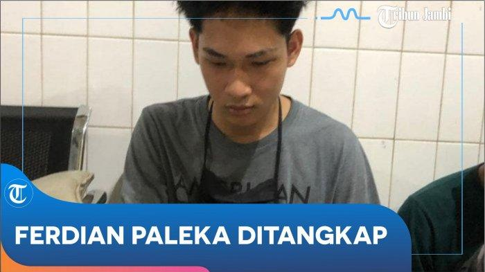 Viral Ferdian Paleka Dapat Balasan Prank Bebas Tapi Boong di Kantor Polisi, Warganet Bahagia