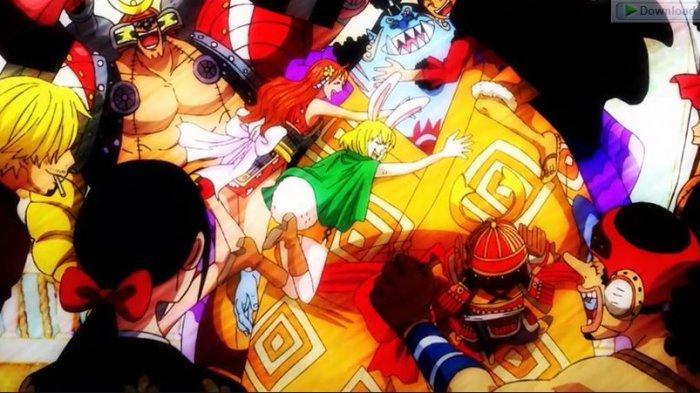 Bocoran One Piece 1022 - Sanji dan Zoro Melawan King dan Queen, Nekomamushi vs Perospero