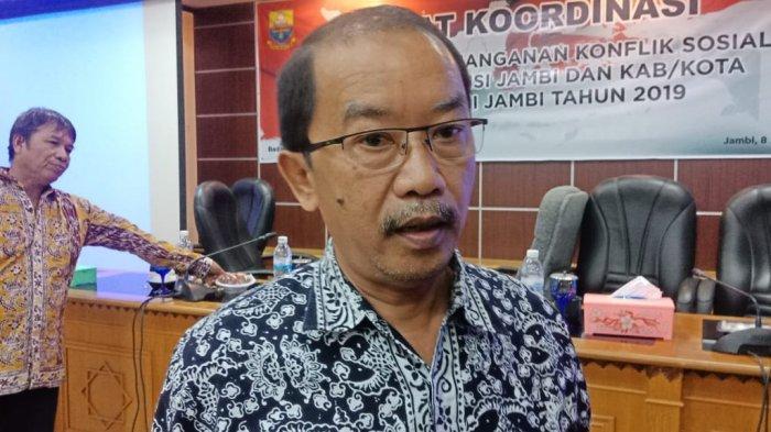 Berpotensi Konflik, Kesbangpol Jambi Dorong Penguatan Timdu Penanganan Konflik di Kabupaten Kota