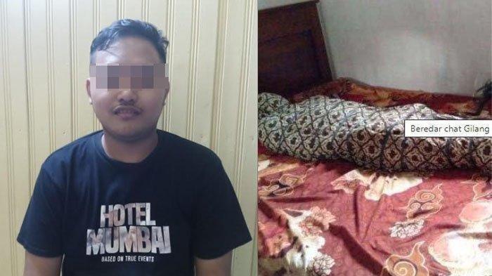 Gilang Pelaku Fetish Kain Jarik Ditangkap di Kalimantan, Akui Kelainan Seksual Sejak Kecil