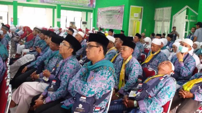Jamaah Haji Jambi Mulai Berangkat 7 Agustus