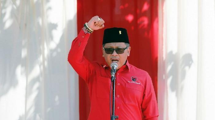 PDI-P Tolak Jabatan Presiden Tiga Periode, Hasto: Salah Satu Sumpah Jokowi Taat Konstitusi