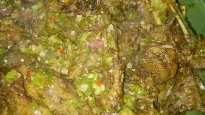 Resep Bebek Masak Cabe Ijo, Rebus Bebek dengan Banyak Rempah
