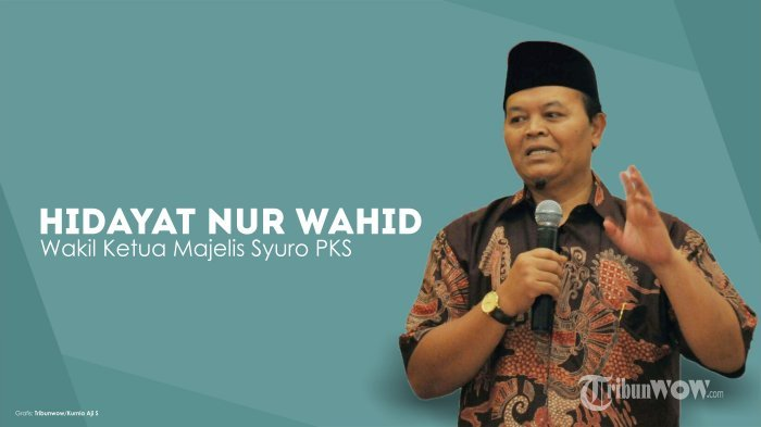 Blak-blakan Ini Alasan PKS Ambil Langkah Oposisi, Hidayat Nur Wahid: Jangan Dicurigai & Dipersekusi