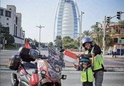 Lilik Gunawan: Ride for Moms Indonesia-Makkah Murni Perjalanan Cinta