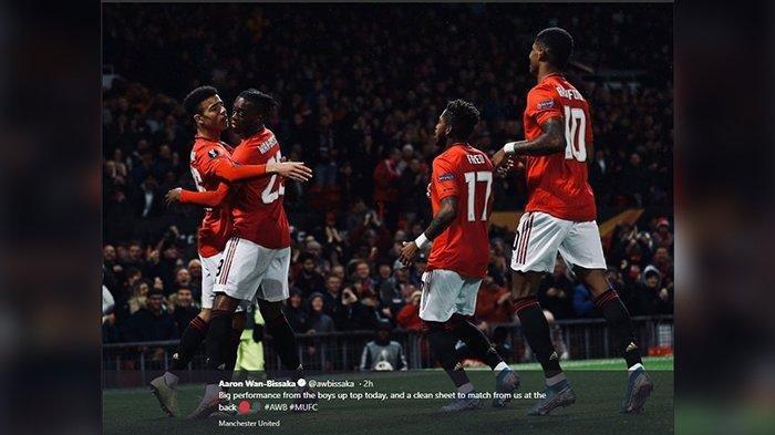 Hasil Liga Champions Tadi Malam PSG vs Man United 1-2, Tragedi di Kotak Penalti