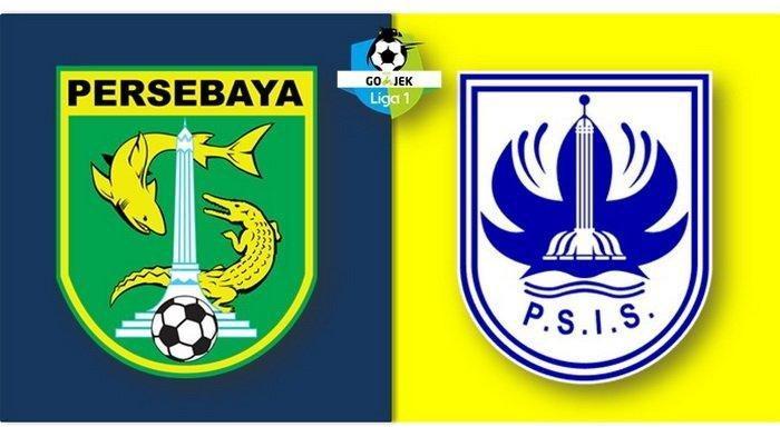 Live Streaming Indosiar dan Vidio.com Persebaya Surabaya vs PSIS Semarang, Kick Off 15.30