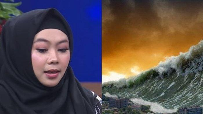 Angga Inezsya Pelaku Spiritual Beri Peringatan Soal Tsunami yang Bakal Terjadi Mei-Agustus 2020