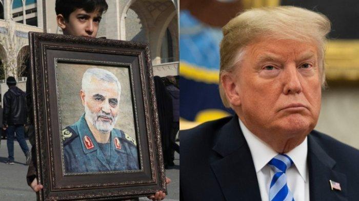 Donald Trump Mendadak Ajak Iran Berdamai? 5 Update Terkait Konflik Amerika Vs Iran, Mulai Melunak?