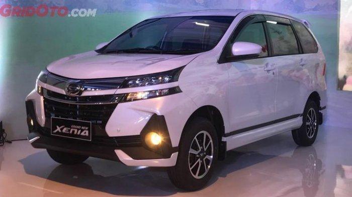 Harga Mobil Baru Daihatsu Grand New Xenia Januari 2021, Tipe X MT 1.3 STD Rp 194,25 Juta