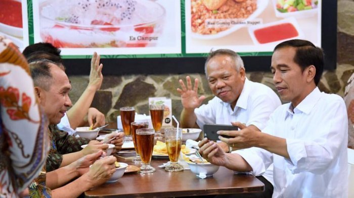 Menteri Lain Sibuk Kemasi Barang di Rumah Dinas, Menteri PU Belum, Basuki Dipertahankan?