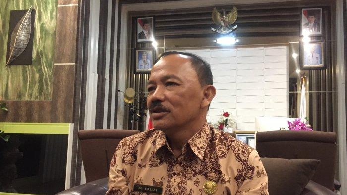 Pegawai Tak Tertib, Pjs Walikota Jambi Akan Lakukan Pembinaan UPTD UPCA