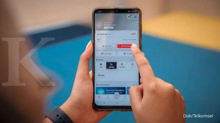 Hanya Hari Ini! SurpriseDeal Telkomsel, 50GB Hanya Rp 100 Ribu