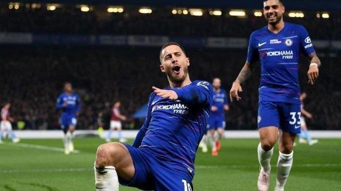 Siap Tinggalkan Chelsea, Real Madrid akan Umumkan Kedatangan Eden Hazard Usai Final Liga Europa