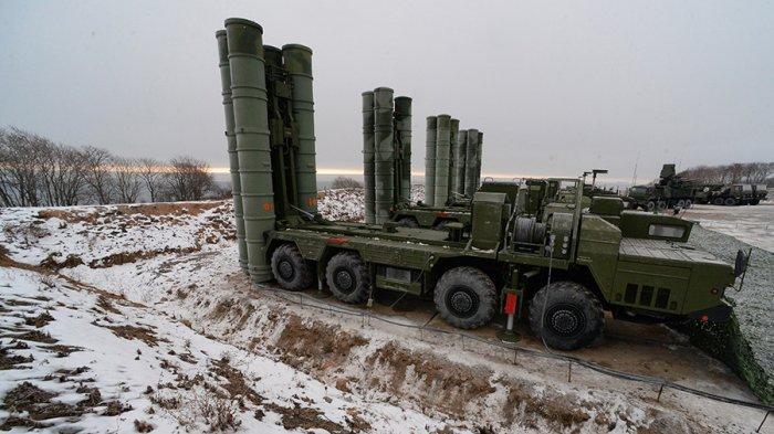 Kecanggihan Rudal  S-400 yang Dibeli Turki dari Rusia, Sanggup Hancurkan Kapal hingga Pesawat