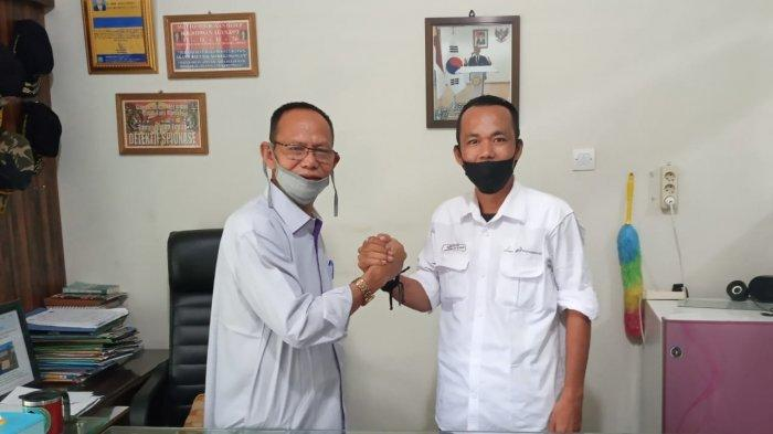 Hendry Nursal Pimpin PWI Pokja Kota Jambi Periode  2020-2022