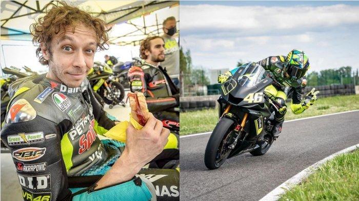Valentino Rossi Beberkan Alasan Tak Mau Pensiun dari MotoGP saat di Puncak Karier