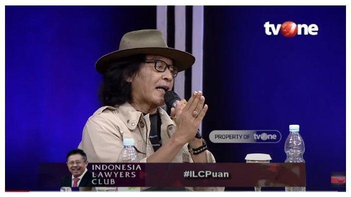 Di ILC SujiwoTejo Sebut Bung Karno Tak Pernah Pakai Stigma 'Saya Pancasilais, Kamu Bukan'