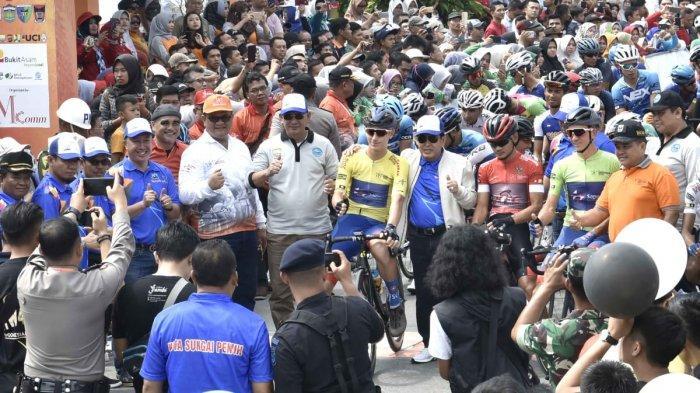 Tour de Singkarak Etape Kerinci Dibatalkan, Anggaran Akan Dialihkan Untuk Hal Lain