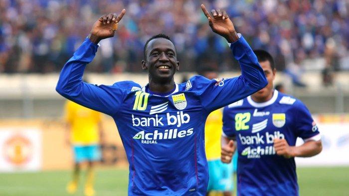 Sempat Jadi Mesin Gol Bagi Arema FC,  Makan Konate Pilih Gabung Persebaya di Liga 1 2020