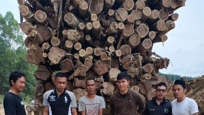 Terduga Penganiaya Kepsek SMA 10 Tanjab Barat Ditangkap di Batanghari
