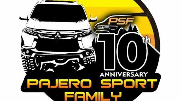 10 tahun Anniversary Pajero Sport Family