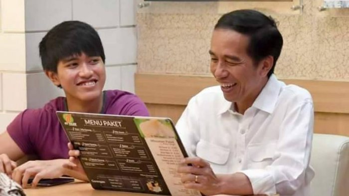 Cerita Kaesang yang Ketakutan saat Jokowi Menyamar Jadi Hantu