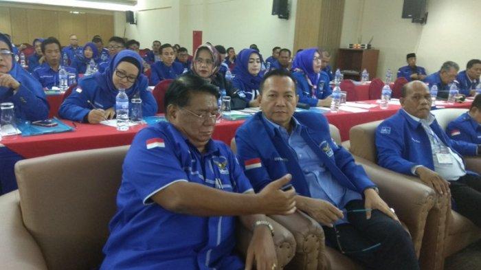 Kursi Wakil Ketua Dewan Milik Demokrat untuk Burhanuddin Mahir