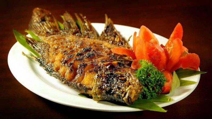 Cara Membuat Ikan Bakar Bumbu Kuning, Bisa Gunakan Ikan Gurami atau Nila