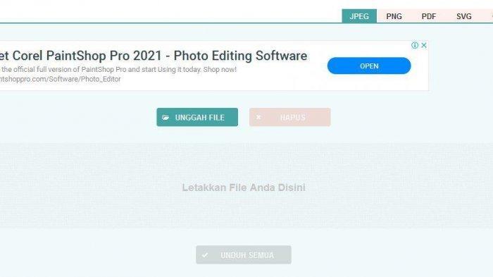 Cara Memperkecil Ukuran Foto di HP, Mau Format JPEG, PNG, atau PDF?