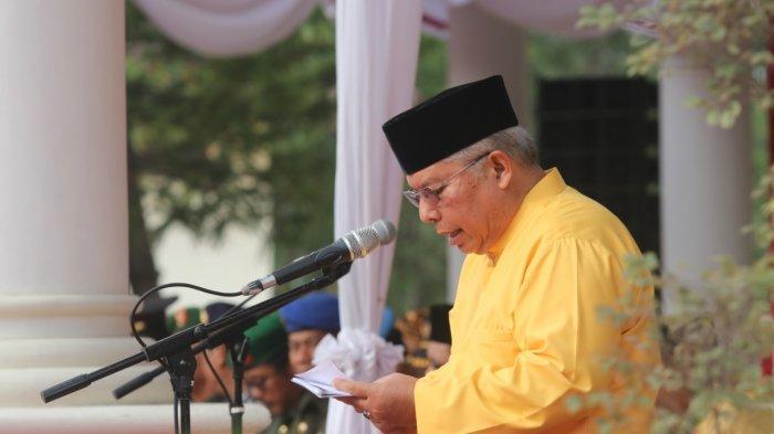 HUT Tanjab Barat ke 54, Bupati Safrial Harapkan Tanjab Barat Semakin Maju dan Jaya