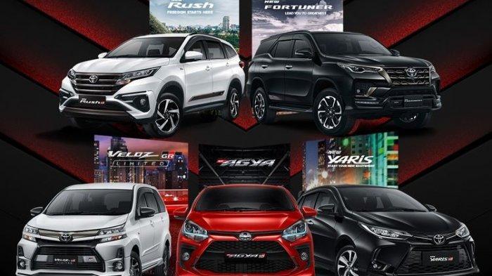Harga Mobil Baru Toyota Agustus 2021 - Avanza Veloz, Agya, Yaris, Rush, Fortuner