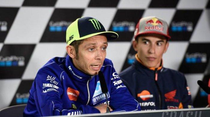 UPDATE Jadwal MotoGP Italia 2021 Sirkuit Mugello, Valentino Rossi dan Marc Marquez Hadapi Masalah