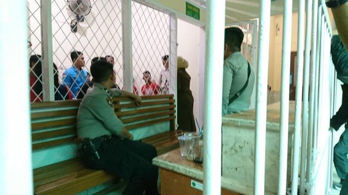 BREAKING NEWS, Polisi Temukan Bong dan Sabu di Sel Tahanan Pengadilan Negeri Jambi