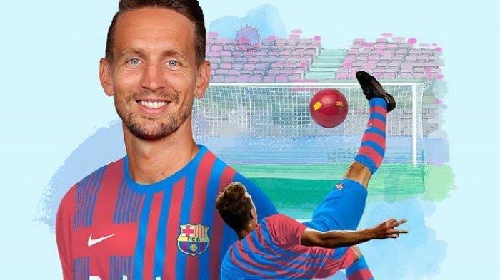 Ronald Koeman: Pemain Pinjaman Barcelona Luuk de Jong Lebih Berbahaya dari Neymar