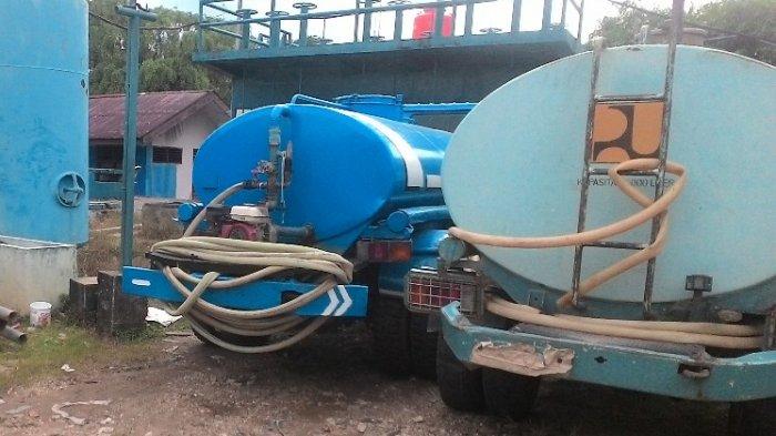 UPTD SPAM Tanjab Timur, Jadwalkan Pendistribusian Air Bersih Ke Daerah Rawan Kekeringan
