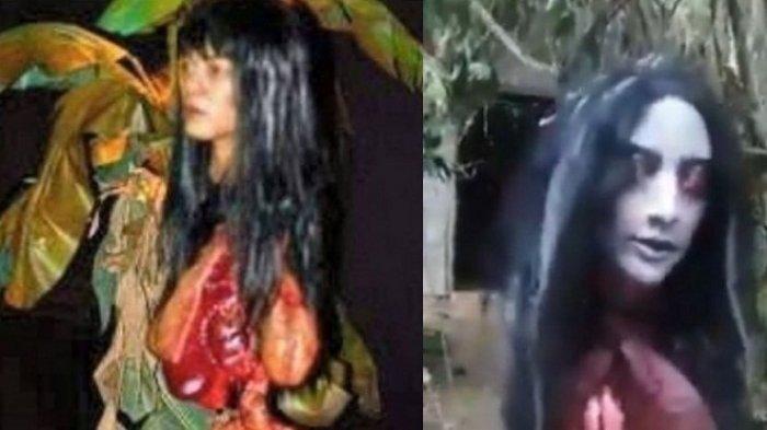 Kisah Hantu Kuyang (Pemangsa Wanita Melahirkan) Kalimantan, Jika Tertangkap Penuhi Semua Permintaan