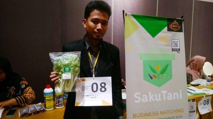 Mahasiswa Teknik Sipil Bantu Petani di Jambi Lewat SakuTani, Bisa Belajar Online