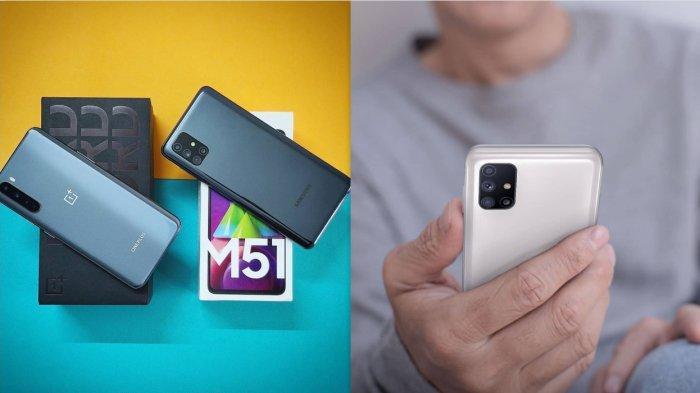 Samsung Galaxy M51, Diklaim Bisa Buat Nonton Film 34 jam Tanpa Henti Ini Rincian Harganya